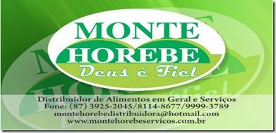 Monte Horebe serviços