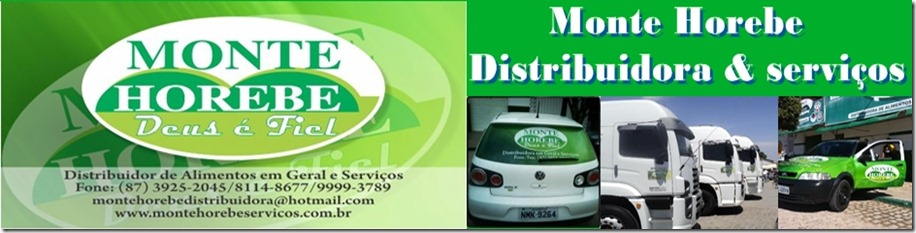 Monte Horebe serviços ..