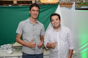 Zelandyo e Luiz Felipe da Empório Buffet e Eventos de Garanhuns.