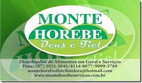 Monte horebe-serviços