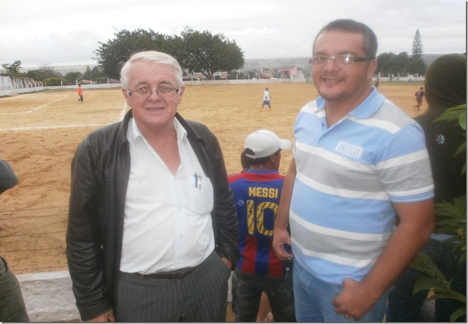 José Teixeira e Jailson Teixera