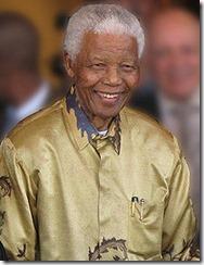 Nelson Mandela, Agreste News Revista