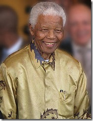 Nelson Mandela, Agreste News Revista