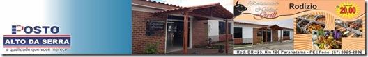 Posto Alto da Serra, Restaurante Neblina Grill