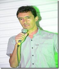 Presidente do PSD - Paranatama, Zelandyo Santos Silva