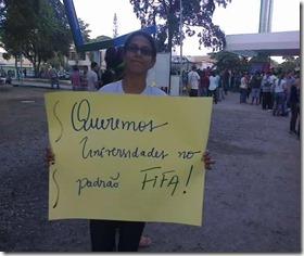 Protesto Garanhuns