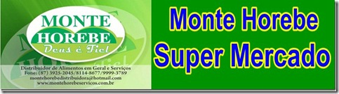 Monte Horebe Supermercado, Paranatama-PE