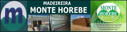 Madeireira Monte Horebe, povoado Alto da serra