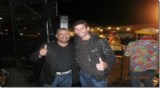 Júnior Pereira e Wando Pontes