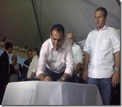 Governador Eduardo Campos em Paranatama. Agreste News Revista