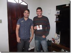 Júnior Pereira e Ailton Salvador