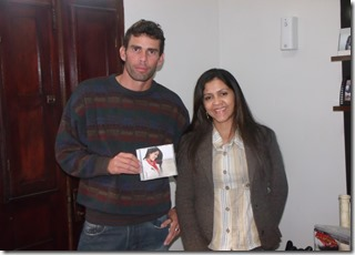 Junior Pereira e Eliane Salvador, Agreste News Revista