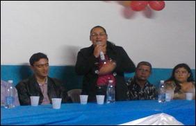 Inauguração da sede da Associação Comunitária Heurunides Rufino no sitio Lage de Pedra, reuniu diversas autoridades. Agreste News Revista.