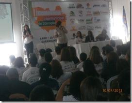 Segunda Conferência Intermunicipal do Agreste Meridional, em Garanhuns. Agreste News Revista de Paranatama para o mundo