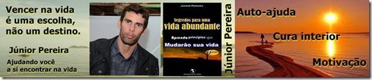 Livro segredos para uma vida abundante, Júnior Pereira
