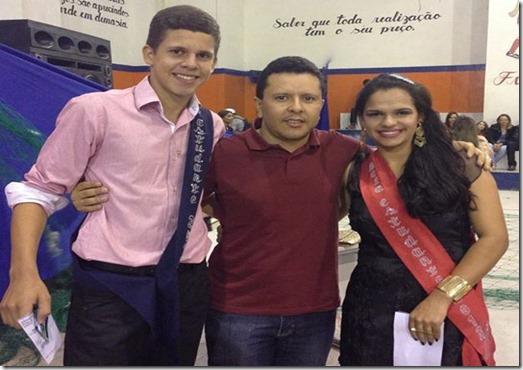 Desfile do mais belo estudante de saloá, agreste news revista