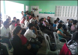 1º Conferência municipal de desenvolvimento rural sustentável e solidário em Paranatama. Agreste news revista.