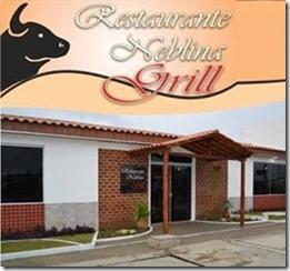 Restaurante Neblina grill Povoado alto da serra