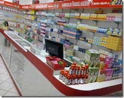 Paranatama recebe a Farmácia do trabalhador do Brasil. Agreste news revista.
