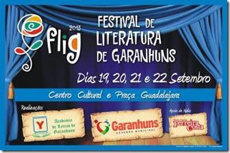 Festival de literatura de Garanhuns