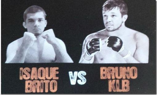 Cantor Bruno (KLB) realizará sua segunda luta profissional de MMA. Agreste News Revista.