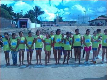Paranatama: De 19 a 22 de novembro de 2013 aconteceu em Paranatama o Projeto Atleta na escola. Agreste News Revista.