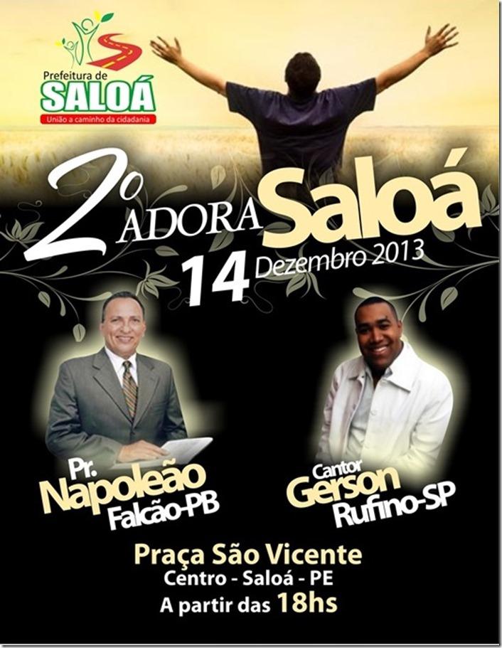 2 ADORA SALO Logo