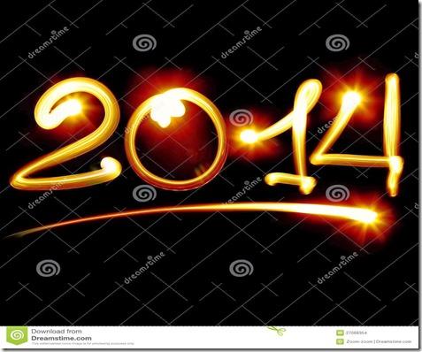 Que 2014 seja um ano de muita paz, alegria e conquistas! Por Júnior Pereira, auto ajuda e motivação.