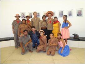Grupo Cultural que faz parte do Projeto Sem Limites de Paranatama participa de evento em Brejão. Agreste News Revsita.