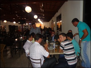 Empresa Monte Horebe faz confraternização com funcionários. Agreste News Revista.