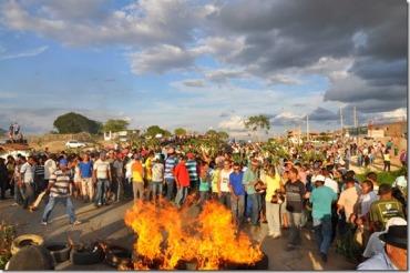 Manifestação São João 3