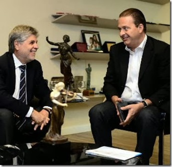 Eduardo Campos Presidente Vivo