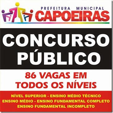 Concurso Público Capoeiras Atualizado