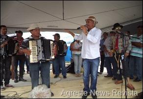 Empresário Luciano Brito organiza evento em comemoração aos 11 anos do Posto Alto da Serra.