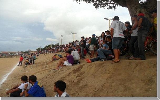 Confira os jogos da rodada de sábado e domingo da 3º Copa Paranatama de Fitebol.