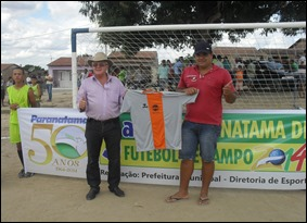 Abertura da 3º Copa Paranatama de Futebol, foi um sucesso em Paranatama.