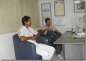 Empresários de Paranatama estiveram em reunião  com Deputado em Recife.