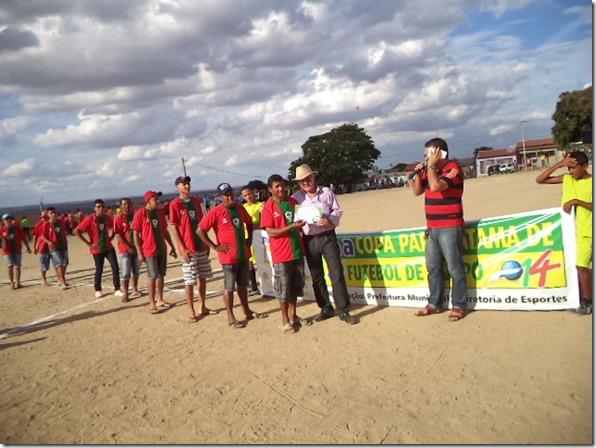 2ª Copa Paranatama de futebol, rumo as quartas de finais.