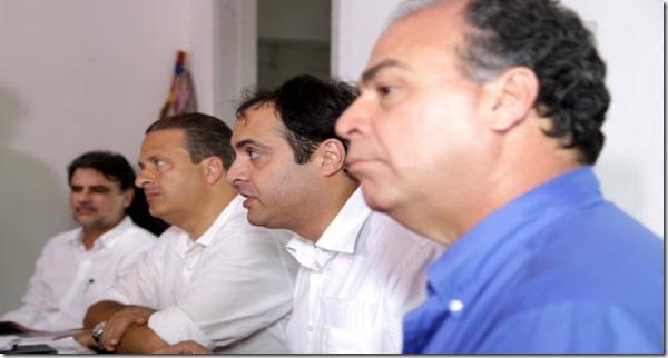Comitiva de Paulo Câmara vai ao Sertão do Araripe neste Final de Semana. Agreste News Revista.