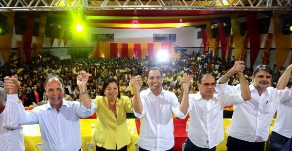 Prefeita petebista de Arcoverde mobiliza cidade em Agenda 40