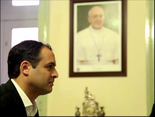 Paulo colhe sugestões da Igreja Católica para programa de Governo
