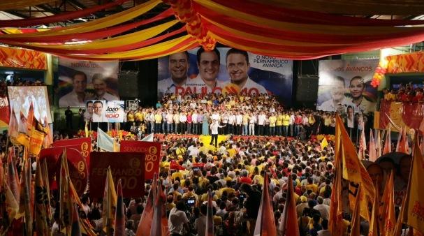 """Paulo: """"A Frente Popular honra na tarde desse domingo (15) a sua tradição de gerar unidade e fazer o bem do povo"""""""