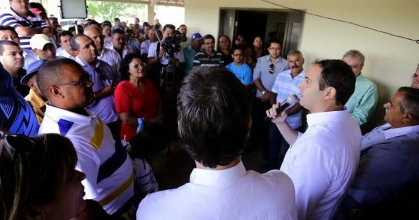Paulo defende ICMS zero para lavanderias de jeans