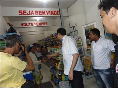 Paulo Câmera visitou grupo do PSD-Paranatama, no povoado Alto da serra