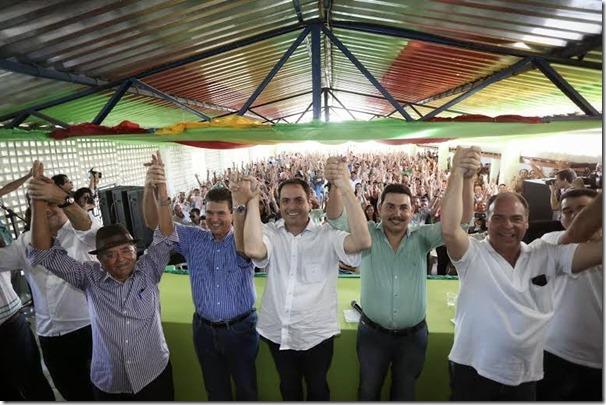 Paulo destaca investimentos em infraestrutura como forma de atrair mais indústrias